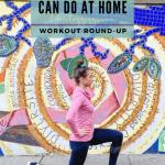24 séances d'entraînement que vous pouvez faire à la maison