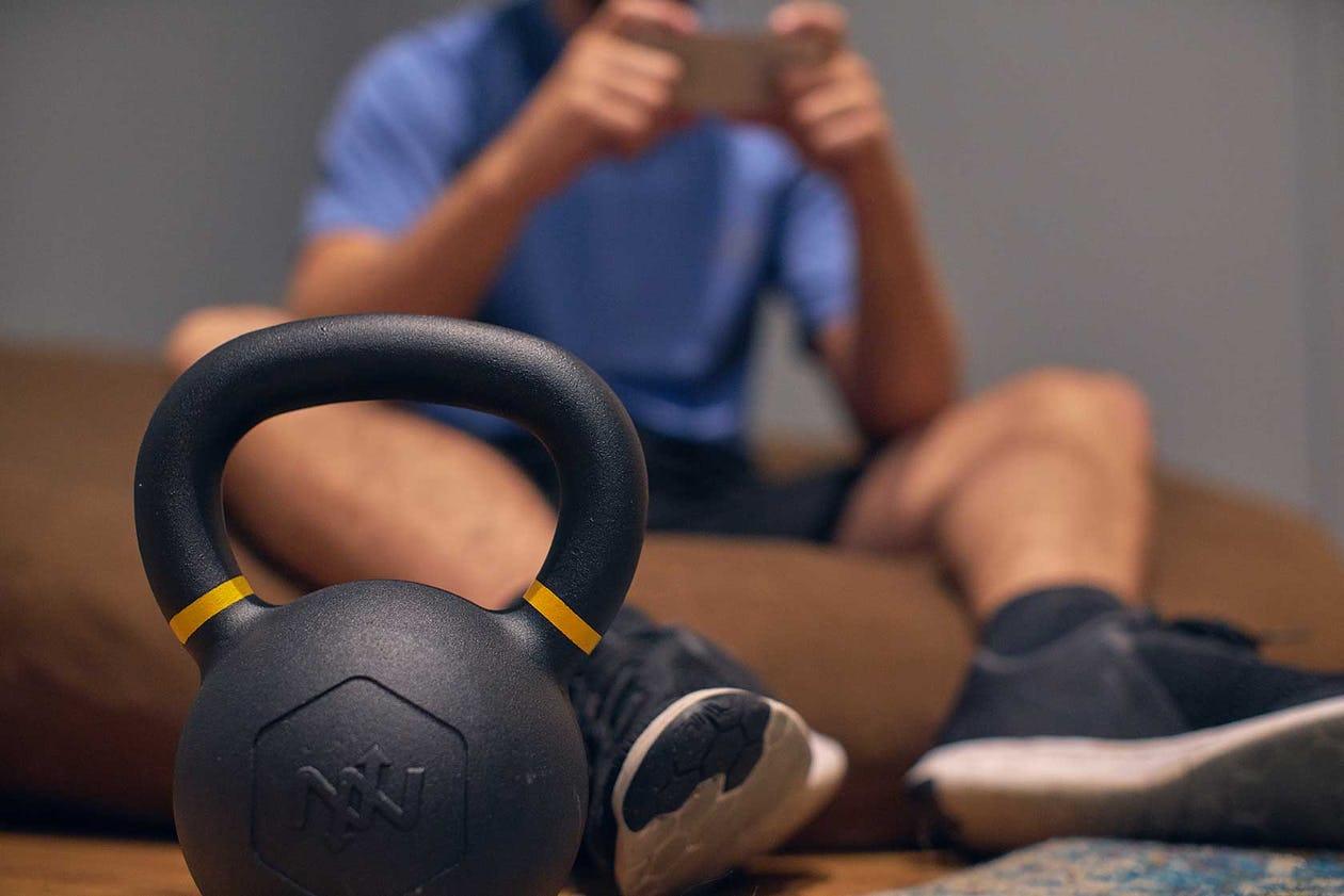 Full-Body Kettlebell Workout For Beginners