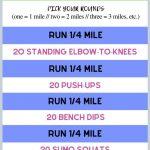 entraînement en plein air de course et de force