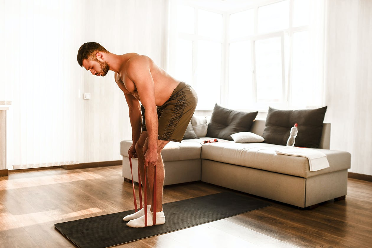 The Best At-Home Back Exercises and Workouts
